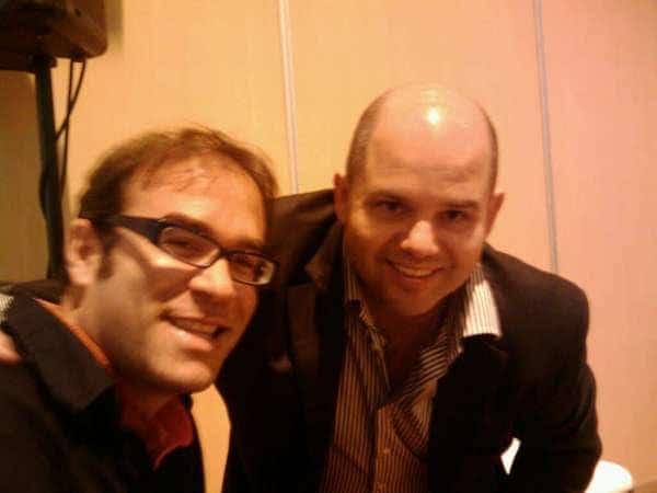 Con David Boronat
