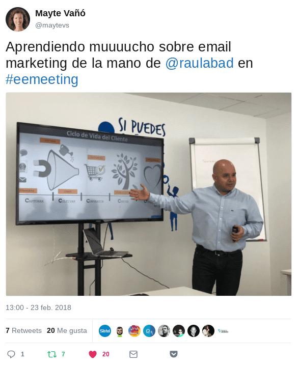 Eemeeting 2018 por EEME
