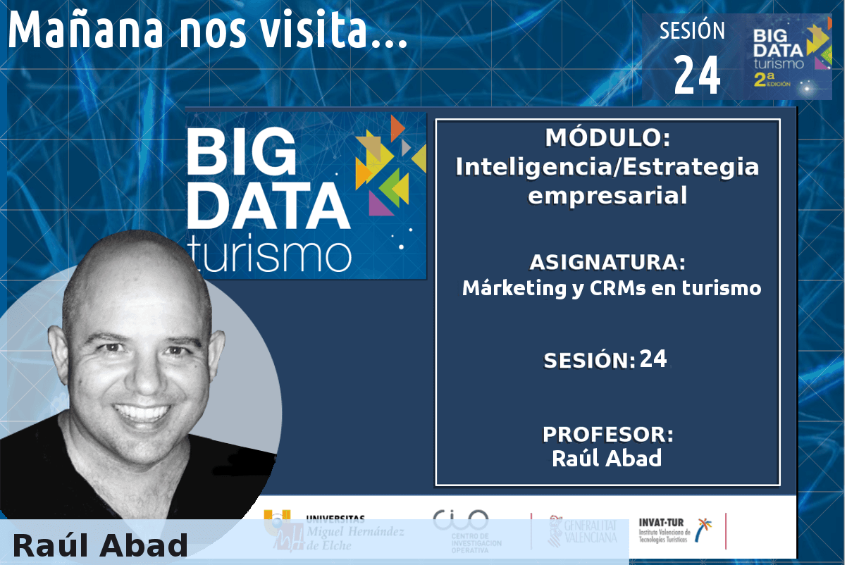 Especialista Universitario en Big Data - UMH / Invattur