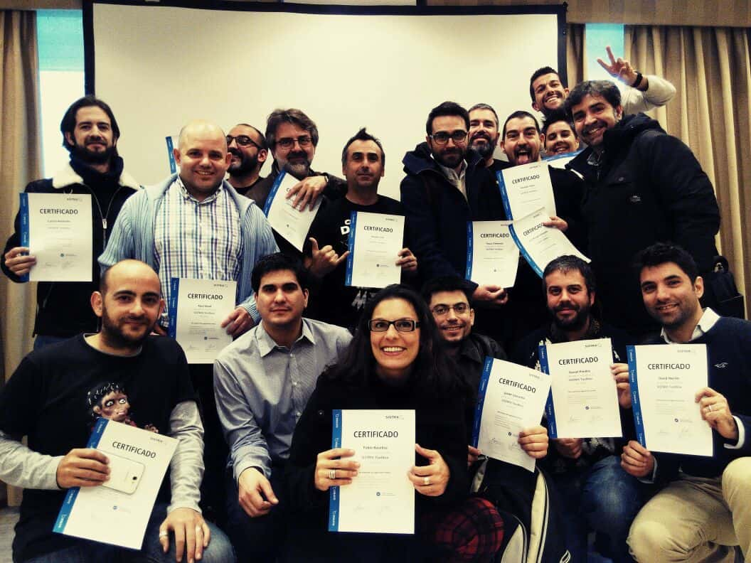 Encuentro Sistrix en Madrid