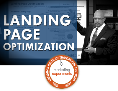 Landing Page Optimization by Meclabs / Marketing Experiments