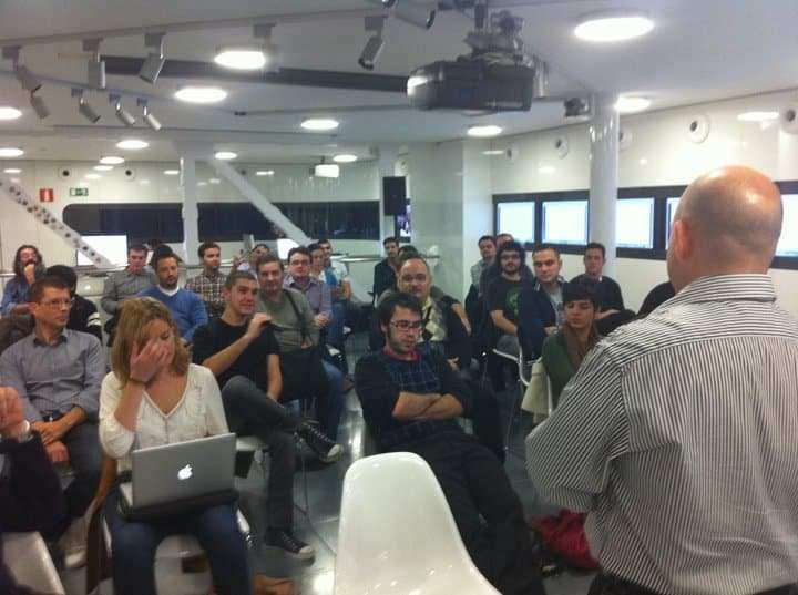 Conferencia en Banc Sabadell