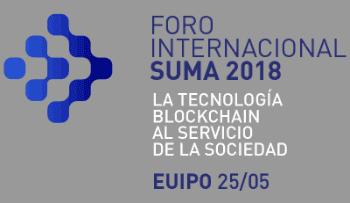 Foro Internacional Blockchain de SUMA